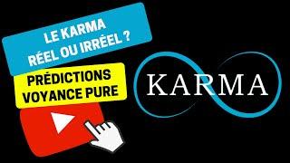 Voyance 221 | Qu'est-ce que le Karma ? | Bruno Moulin-Groleau Voyant Médium Vie Croyance Humanité