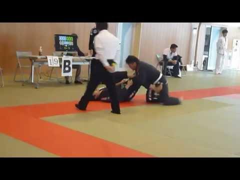 DUMAU2012 決勝戦 柔術