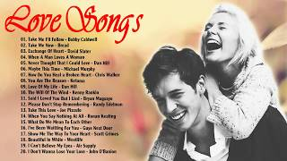 Golden Oldies Love Songs 70s 80s 90s Collection - Top Greatest Beautiful Love Songs Forever