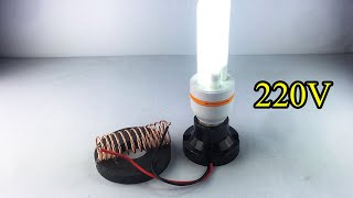 New Ideas 2020 Free Energy Generator With Copper Wire 100%