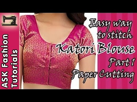 Blouse Cutting Stitching VIDEOS for Latest Designs - Apps ...