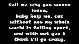 Can You Help Me - Usher (Lyrics)