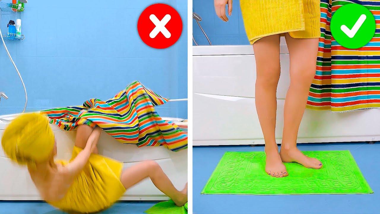 Паметни трикови кои ќе ви се најдат во бањата