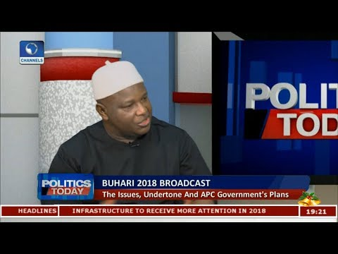 Buhari's Opinion On Restructuring Nigeria, Limited - Wahab Shittu