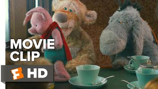 Christopher Robin Movie Clip - 5 Cups of Tea Please (2018) | Movieclips Coming Soon