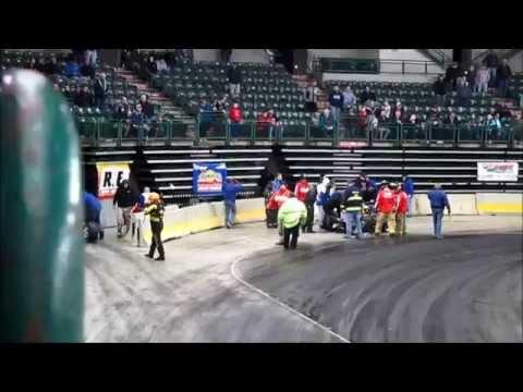 Battle of Trenton Indoor Auto Racing