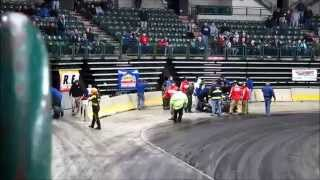 Battle of Trenton Indoor Auto Racing