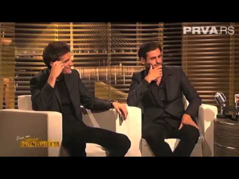 2CELLOS - Funniest moments 4 balkan humour
