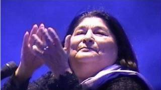 Video Caja de Música Mercedes Sosa
