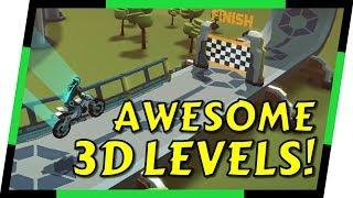 Gravity Rider: Power Run - 3D MAPS MEETS BROWSER GAME NOSTALGIA | MGQ Ep. 131