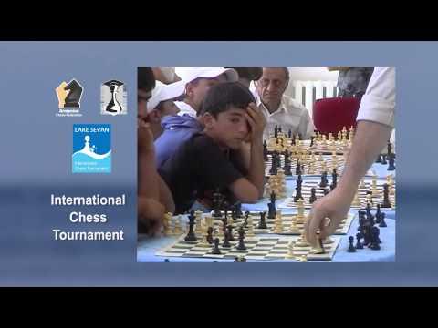 """Lake Sevan"" International Chess Tournament"