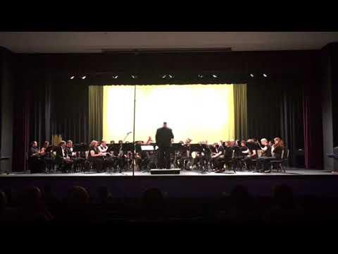 Loudoun Symphonic Winds- National Treasures - Part 1