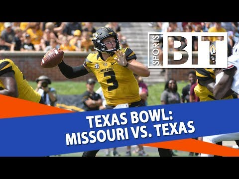 Texas Bowl: Missouri vs. Texas | Sports BIT | NCAAF Picks