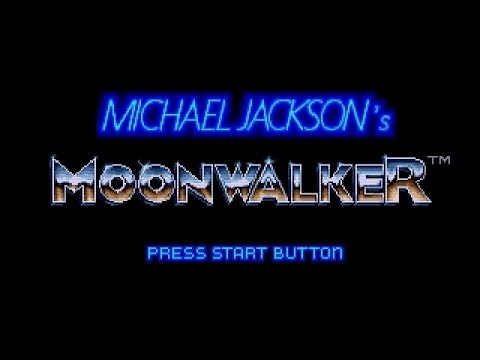 Michael Jacksons Moonwalker  Smooth Criminal Sega Genesis
