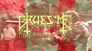 GRUESOME - Fatal Illusions (Official Music Video)