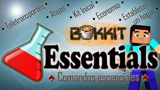 Essentials | Comandos importantes para tu servidor | Configuracion y traduccion al español.