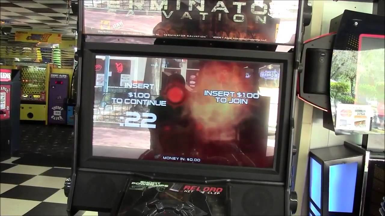 Terminator Demo Machine