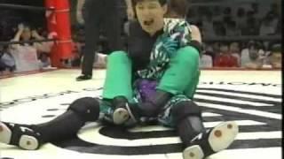 山田敏代 vs. ハーレー斎藤(LLPW) 1/4 ハーレー斉藤 検索動画 16