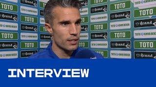 INTERVIEW |  Van Persie:
