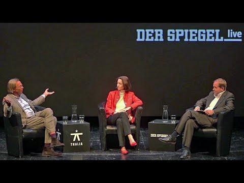 DER SPIEGEL live: Gesellschaft 5.0 – Wie digital wollen wir leben?