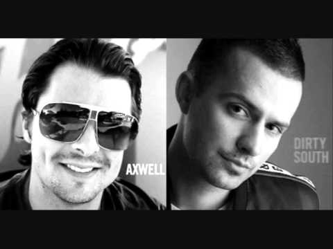 The Temper Trap - Sweet Disposition - Axwell & Dirty South remix (lyrics)