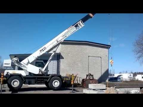 Crane P&H RT 35 E Omega Rough Terrian (Terex)
