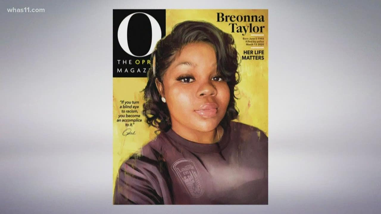 Oprah Does A First By Having Breonna Taylor Grace The Cover Of 'O'