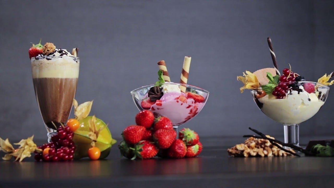 receitas gelados maquina lidl