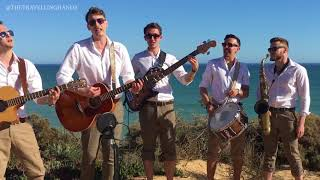 Livin' La Vida Loca by Ricky Martin Acoustic Cover by The Travelling Hands