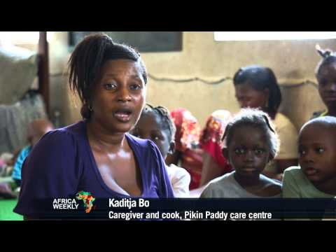 Africa Weekly - 04/17/2015