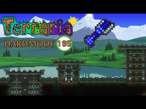 Terraria - HOVERBOARD