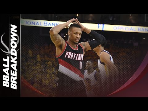 Trail Blazers At Warriors Game 2: Portland Can