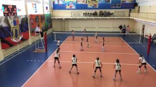 Детский волейбол. Девочки. Кинешма -  Подольск