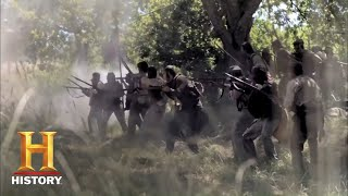 North vs. South | GRANT 3-NIGHT MINISERIES EVENT PREMIERES 5/25 at 9/8C | History