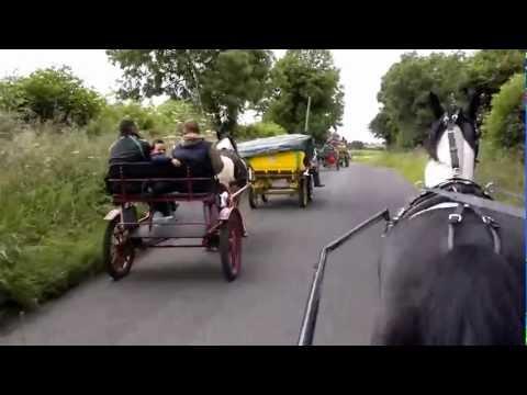 Ronnie's Driving Club Westmeath 2012