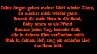 Seeed - Augenbling (Lyrics)