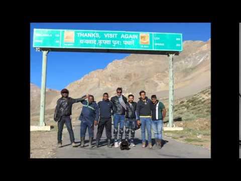Ghar Se Hum Chale A Bike Ride To Ladakh Youtube