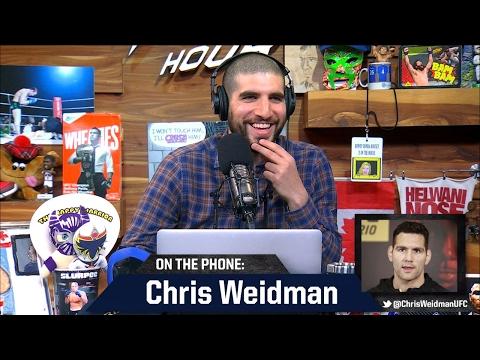 Chris Weidman Wants Rematch With Gegard Mousasi After UFC 210 'Debacle'