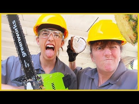 Bucket List ep1: Chainsaw
