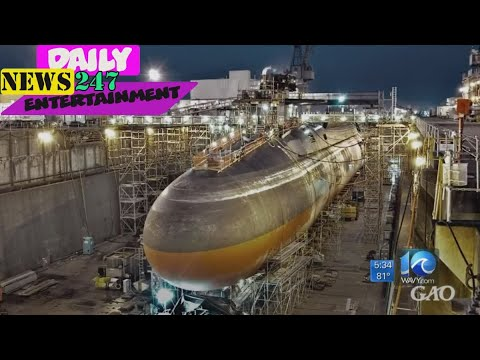 Govt report says poor conditions at Naval shipyards causing delays   News entertainment today
