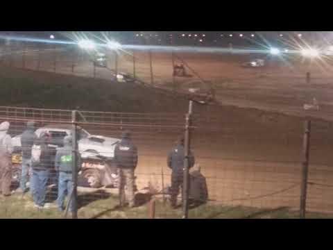 B Mods Heat 3 Fayette County Speedway 4/17/18