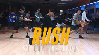 "William Singe ""RUSH"" Choreography by Duc Anh Tran"