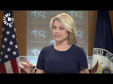 "US State Department calls Iraqi Kurdish independence a ""legitimate aspiration"""
