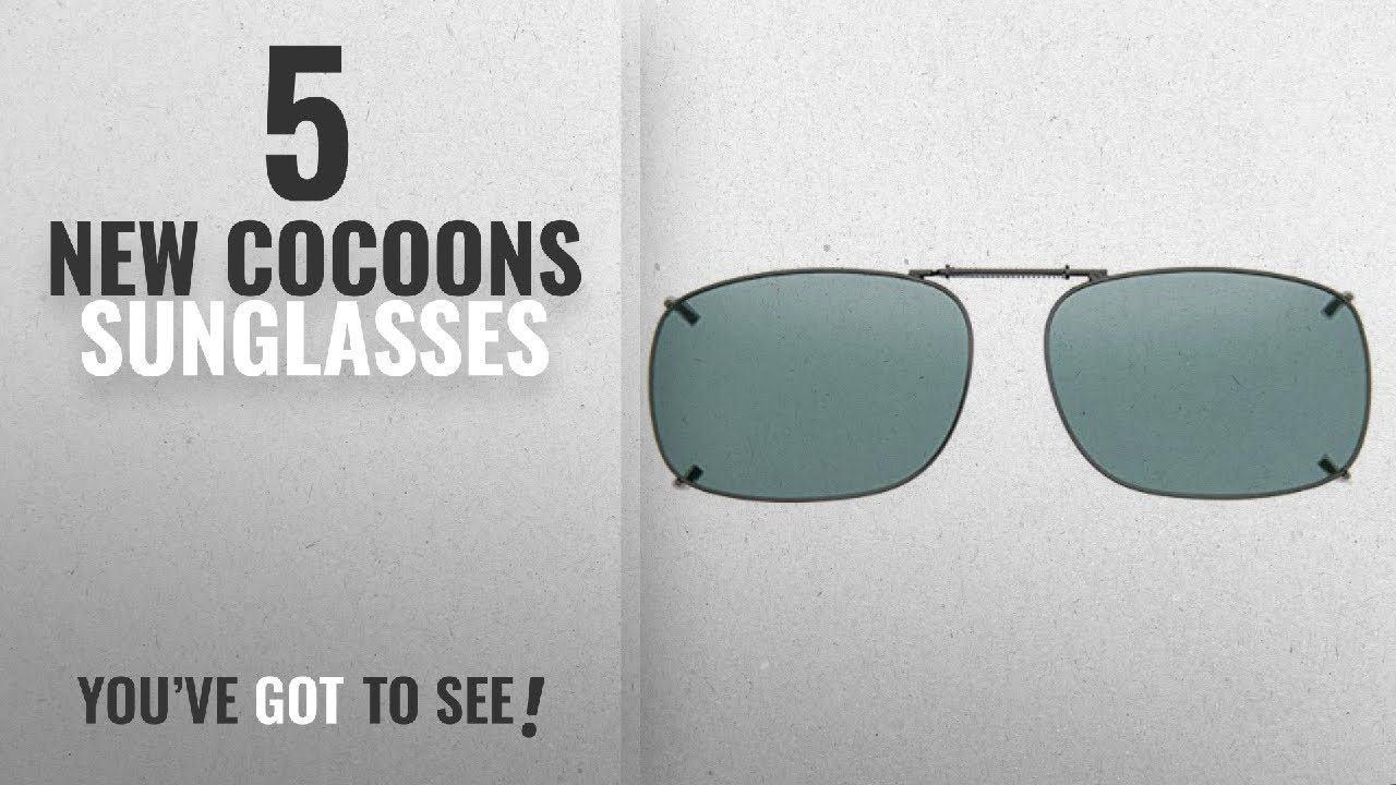 8f4aa7764a Top 10 Cocoons Sunglasses   Winter 2018    Cocoons Polarized Clip-on ...