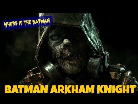 BATMAN ARKHAM KNIGHT: REAL REACTIONS| Rocksteady studios