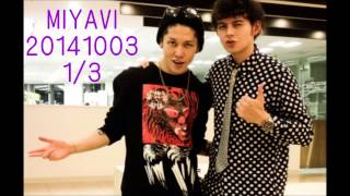 J-wave Hello world ゲスト MIYAVI ハリー杉山さんがインタビュー① MIYA...
