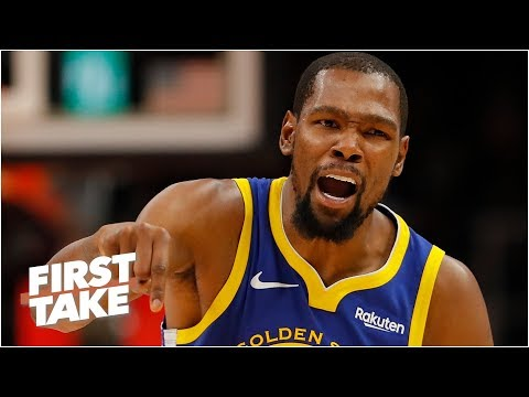 Why Kevin Durant's 2019 free agency process is different than 2016 | First Take