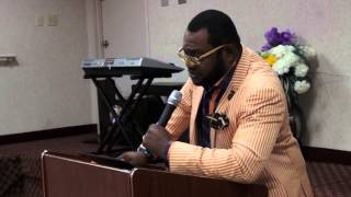 "Prophet Diallo declared ""The road to greatness is extremely difficult"""