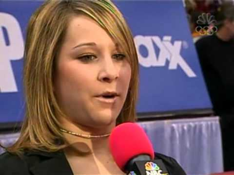 Carly Patterson - Interview - 2005 American Cup