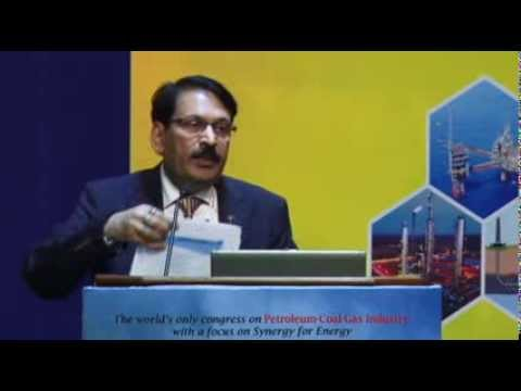 Address by Dr. Anil Bhandari, Director (Exploration) ONGC Vi